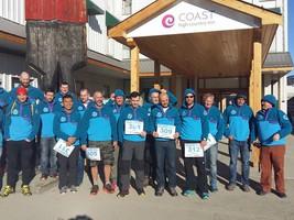 Die Marathon Teilnehmer
