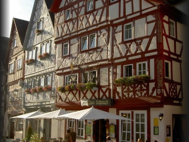 city-ochsenfurt franconia (us/uk) - accommodations - Ochsenfurt Hotel