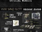 Hämatom - Wir sind Gott - Album Release 25.03.2016